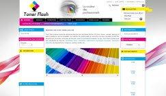 Avis du clients shop application : tonerflash.com
