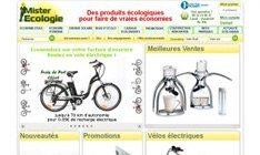 mister-ecologie.com : avis sur la solution Shop Application