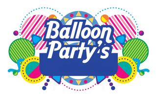 Conception de site internet vitrine pour Ballon Party's