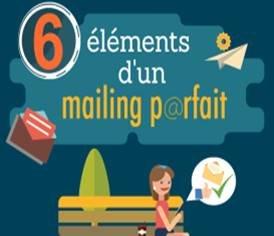 6 éléments à mettre en place pour une campagne e-mailing parfaite