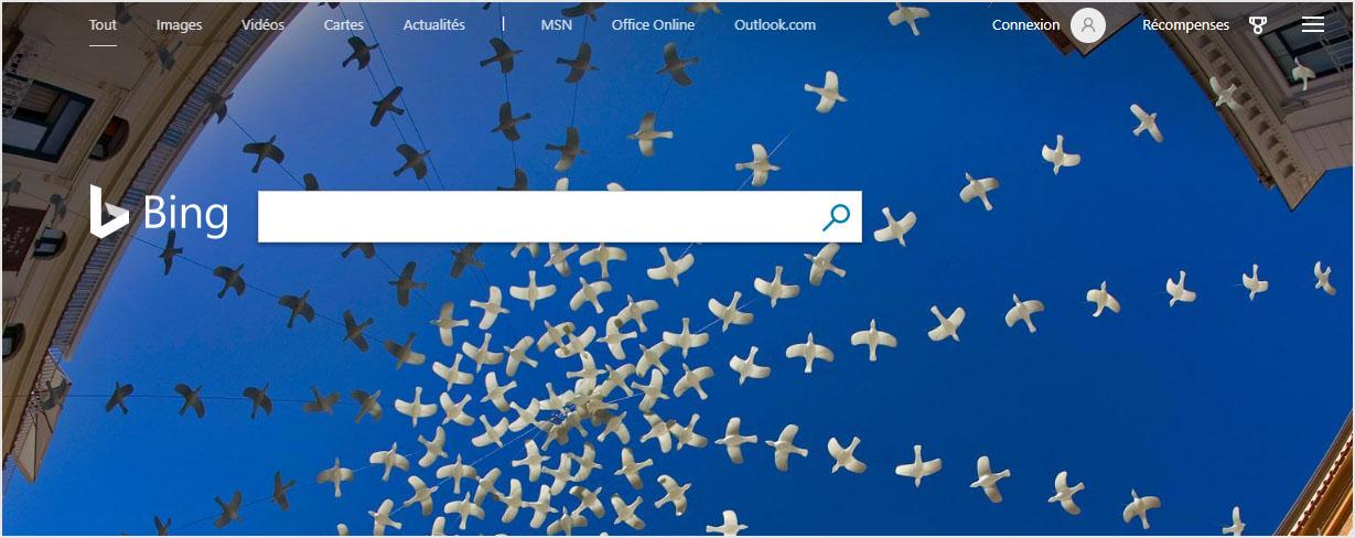 Rendre visible son site internet dans le moteur de recherche Bing