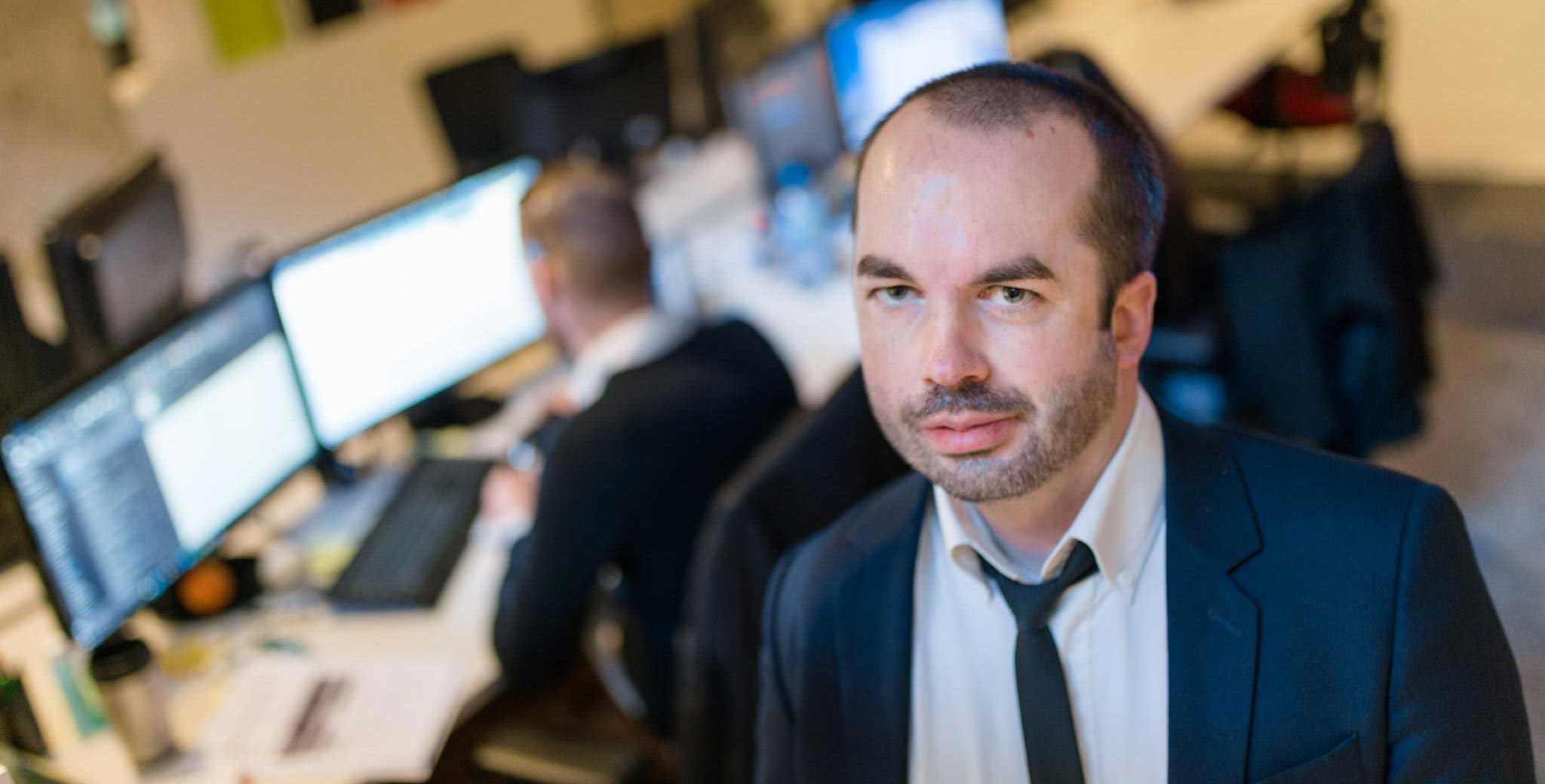 David Noblecourt : Createur et Dirigeant de l'entreprise Brestoise Shop Application, Specialisee dans la creation de sites internet et boutiques en ligne