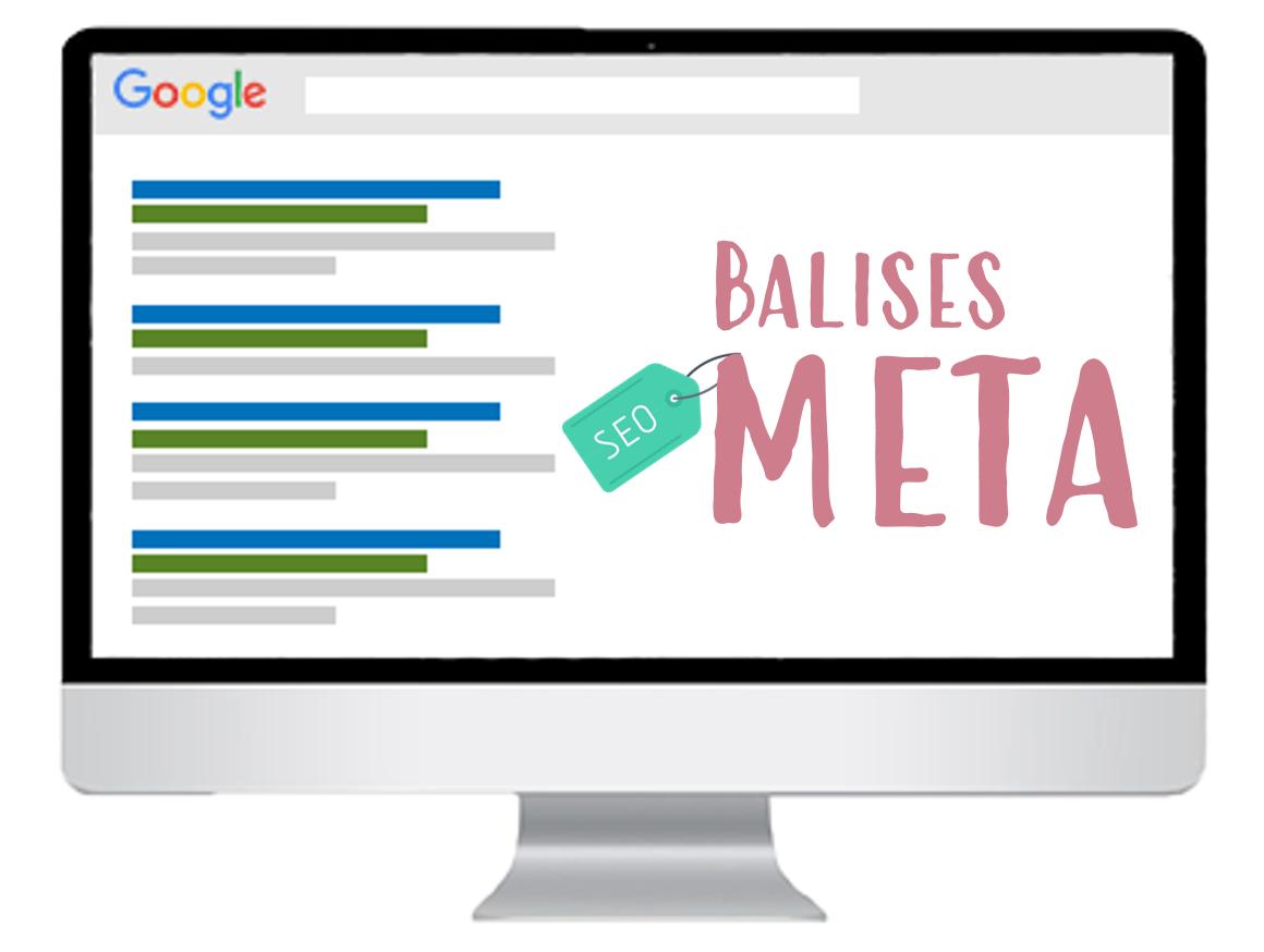 Ameliorer le referencement naturel de sa boutique en ligne avec les balises META : titre et description