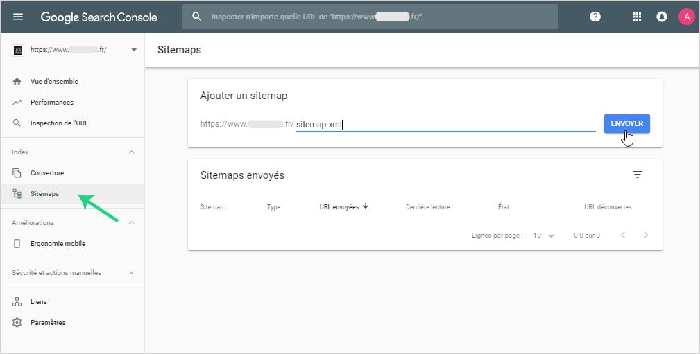 Google Search Console : Ajouter son sitemap pour favoriser le référencement naturel de sa boutique en ligne