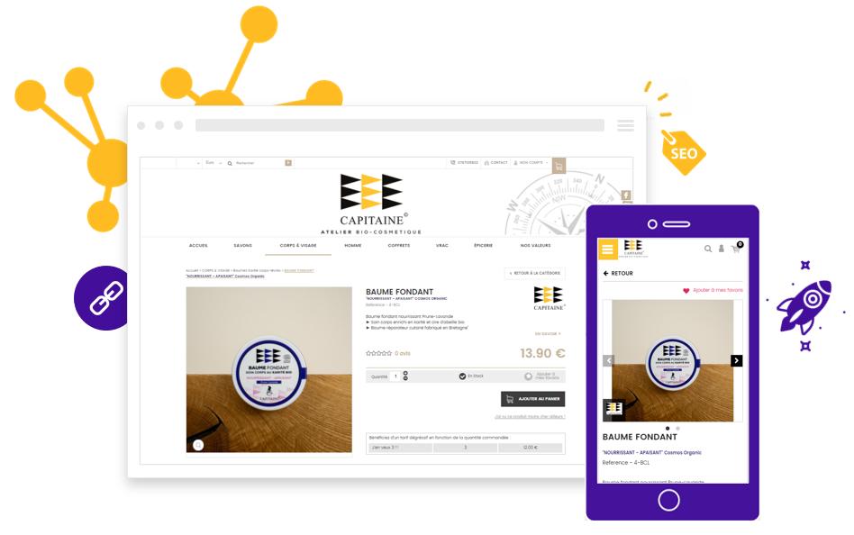 Ameliorer et construire le maillage interne pour le referencement naturel SEO de sa boutique en ligne ou site internet vitrine