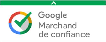 Badge Google Marchand de confiance pour sa boutique en ligne