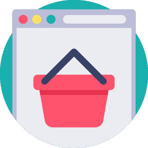Creation de site internet e-commerce avec le CMS Shop Application