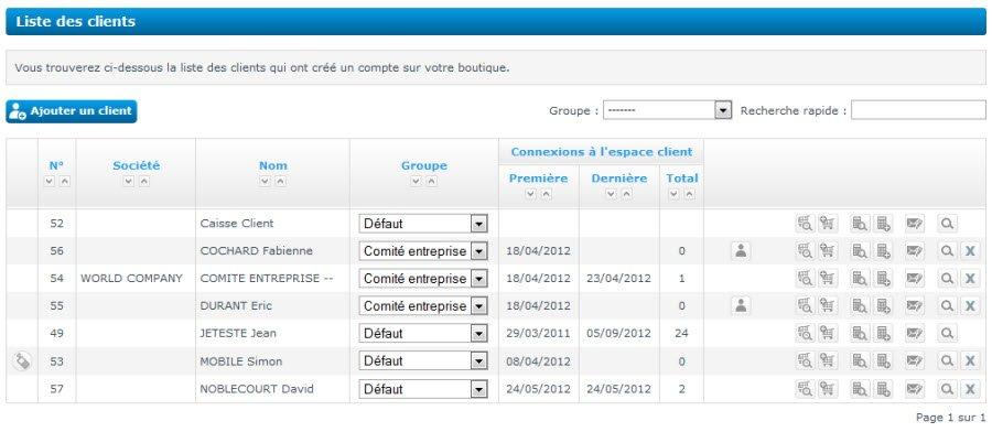Listing entreprise for Liste entreprise loiret