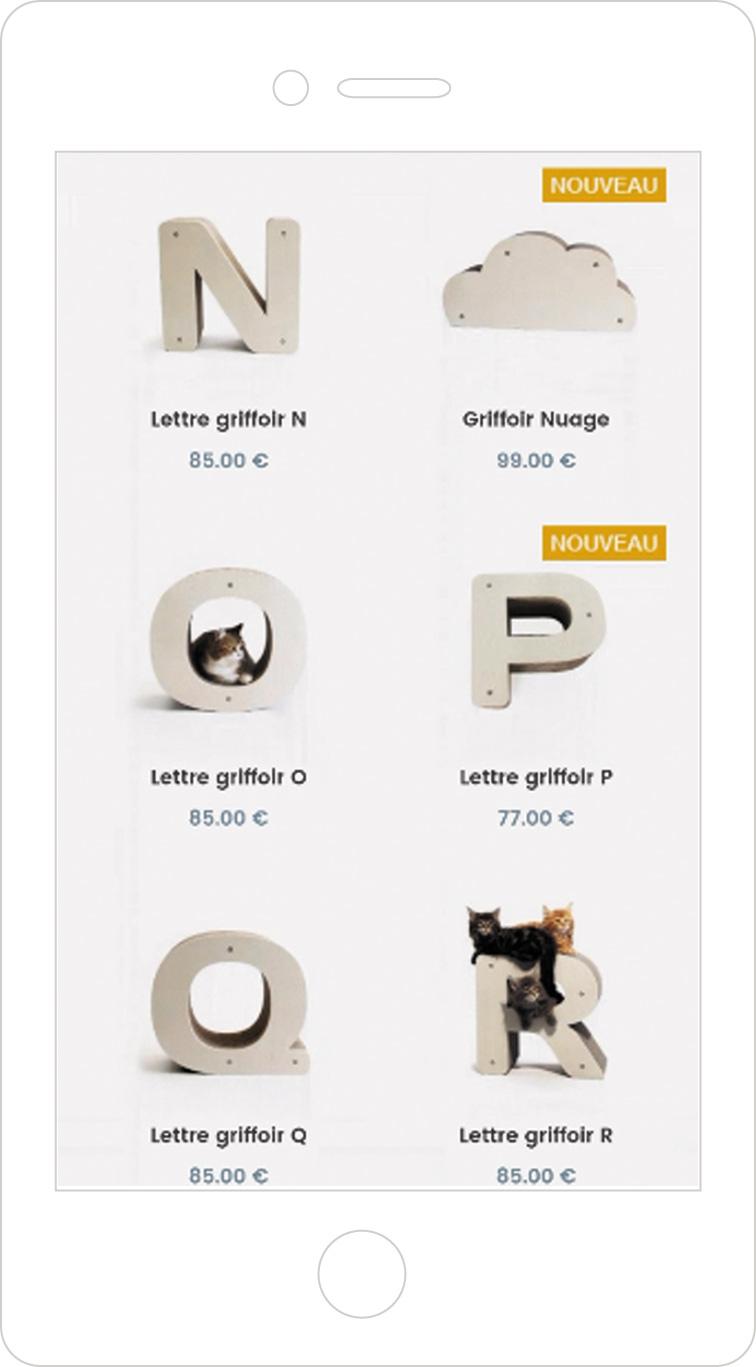 Pictogrammes de promotion sur votre boutique en ligne