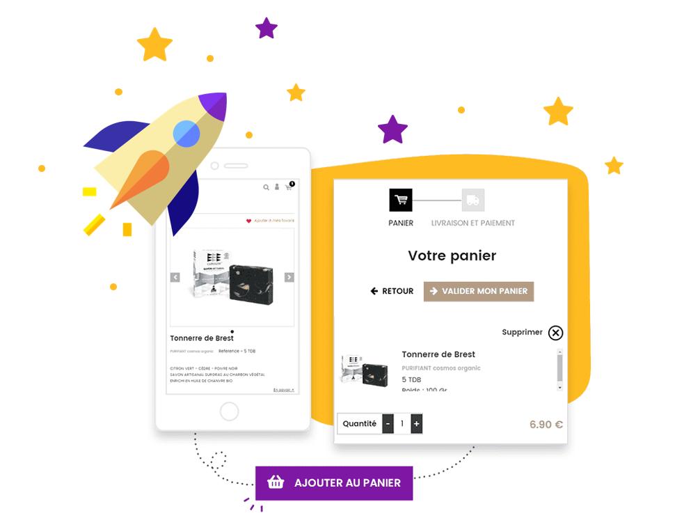 Realiser la refonte de sa boutique en ligne avec Shop Application