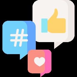 Outil de reseaux sociaux integre a votre site internet ou boutique en ligne pour partager vos actualites ou blog