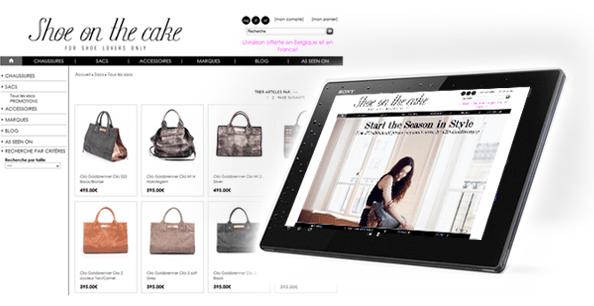 Shop application permet de gérer un site e commerce sans aucune connaissance particulière