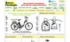 mister-ecologie.com : avis sur la solution Shop Application