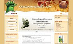 Avis Shop Application du site origami-shop.com