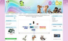 Avis sur Shop Application du site vandridog.com