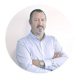 Fabrice Sourdonnier, directeur de Shop Application Business Services - Tournée des Commerces