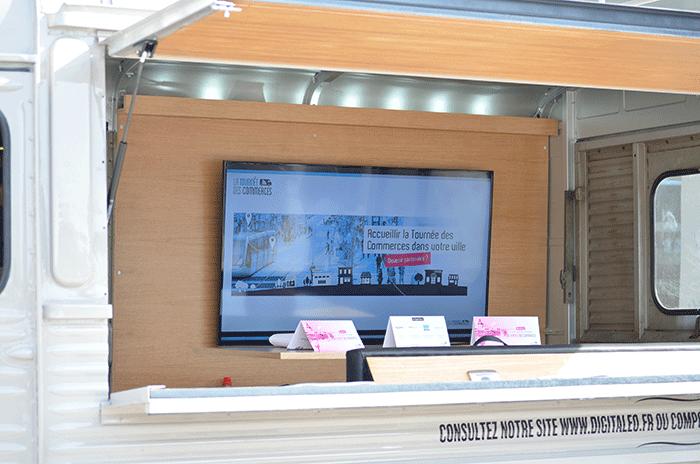 Notre HY aux Assises du Centre-ville à Rennes