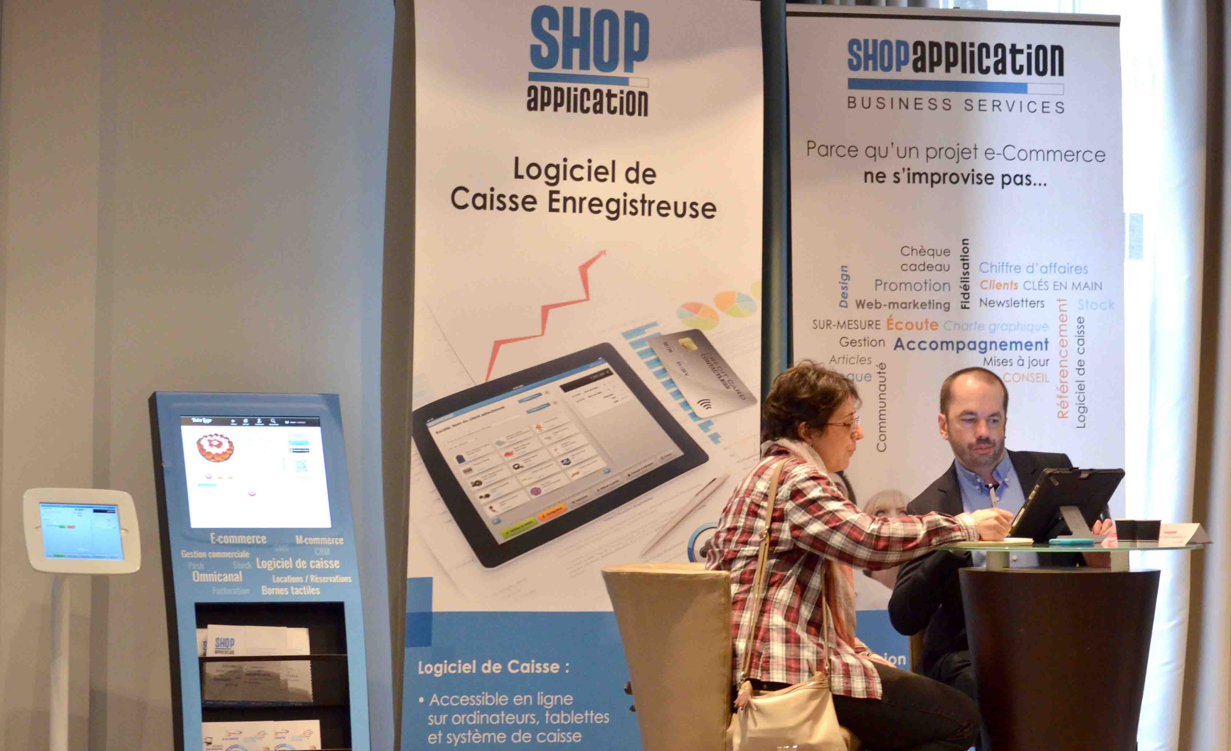 Rdv individuel avec Shop Application